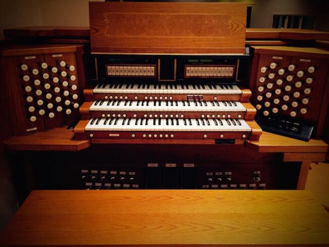 Organ   Boca Grande Lighthouse United Methodist Church