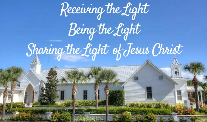 Receiving, Being and Sharing the Light