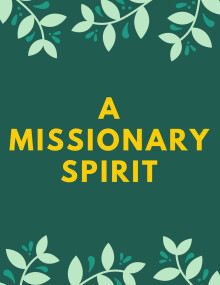 A Missionary Spirit