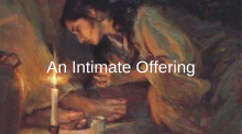 An Intimate Offering